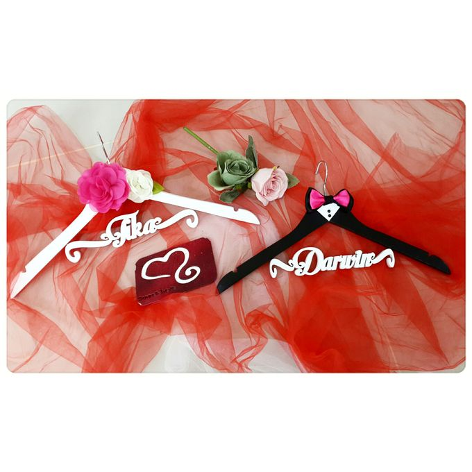 Wedding Hanger Name by Sweetlovecollection - 004