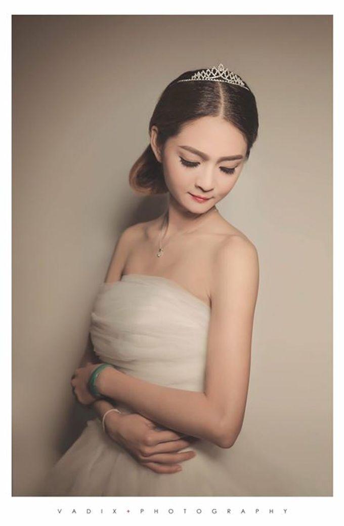 Wedding Day Bride Makeup Service by Elizabeth Lee Makeup Artist - 025