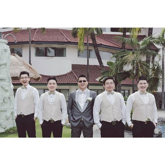 The Wedding of Galan & Widya by All Occasions Wedding Planner - 030