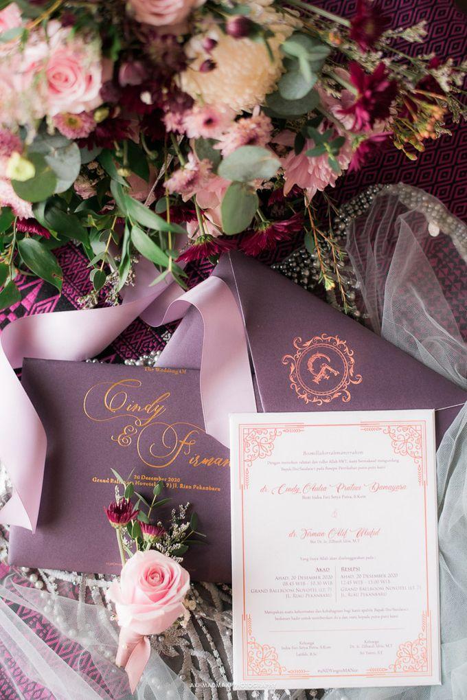 The Wedding of Cindy & Firman by Satori Planner - 030
