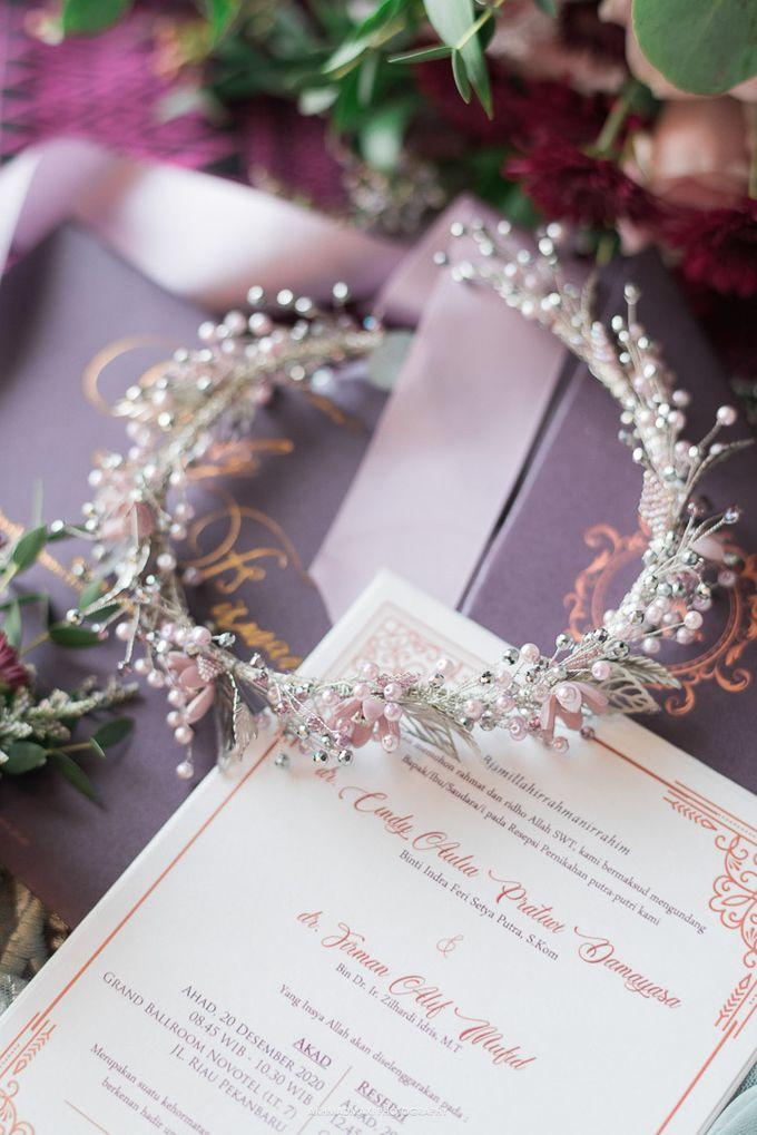 The Wedding of Cindy & Firman by Satori Planner - 032