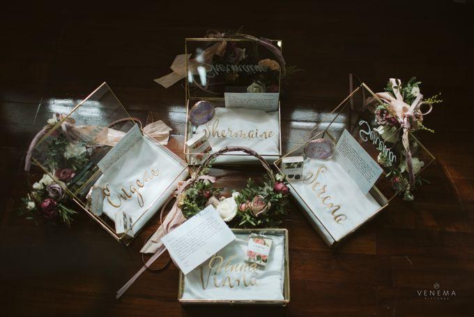 Josh & Stephanie Wedding Day by Venema Pictures - 012