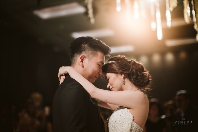 James & Melody by One Heart Wedding - 011