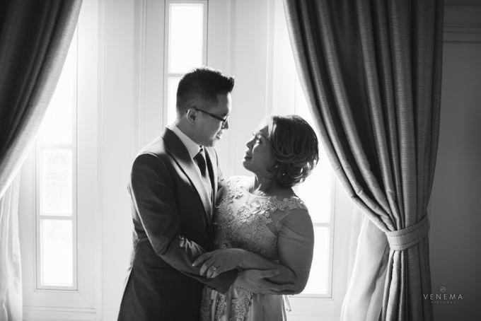 Josh & Stephanie Wedding Day by Venema Pictures - 008