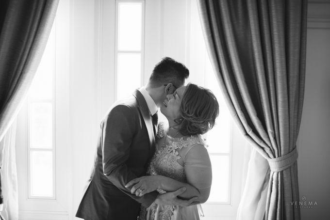 Josh & Stephanie Wedding Day by Venema Pictures - 009