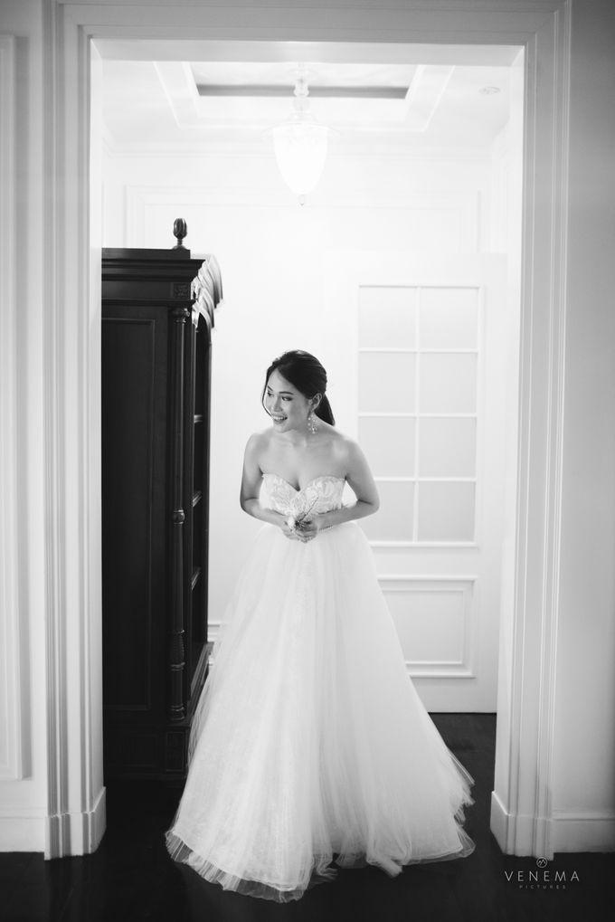 Josh & Stephanie Wedding Day by Venema Pictures - 025