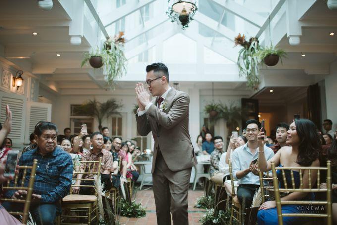 Josh & Stephanie Wedding Day by Venema Pictures - 033