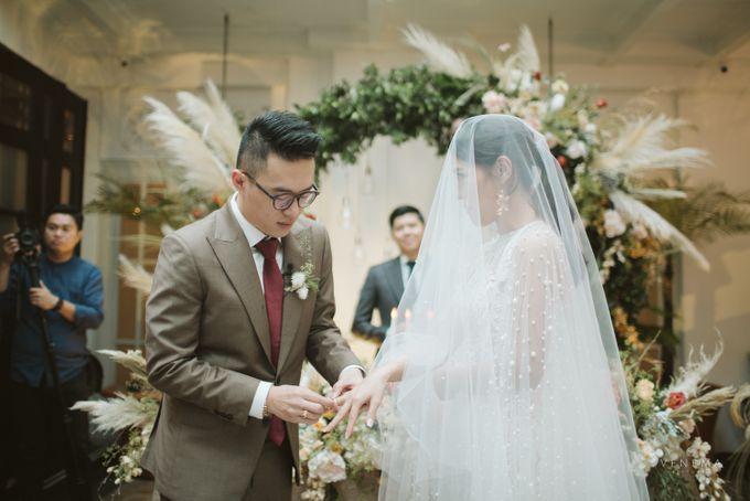 Josh & Stephanie Wedding Day by Venema Pictures - 039