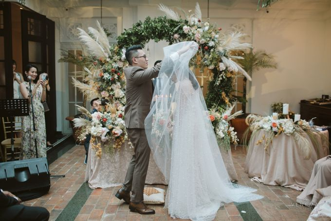 Josh & Stephanie Wedding Day by Venema Pictures - 042