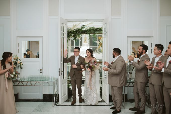 Josh & Stephanie Wedding Day by Venema Pictures - 047