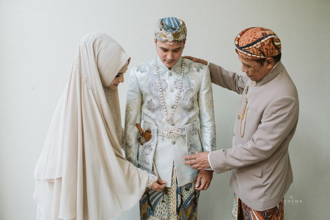Arman & Alya Traditional Wedding Day by Venema Pictures - 003