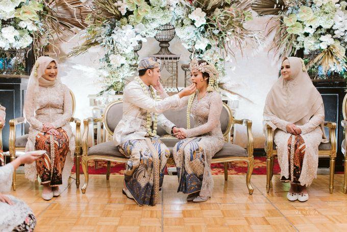 Arman & Alya Traditional Wedding Day by Verakebaya - 008