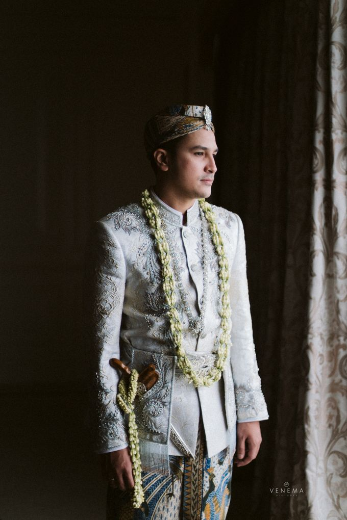 Arman & Alya Traditional Wedding Day by Venema Pictures - 034