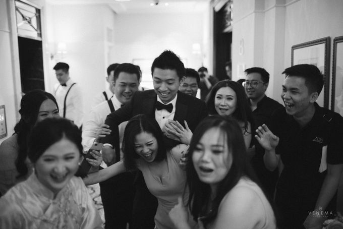 Anthony & Folla Wedding Day by Venema Pictures - 017