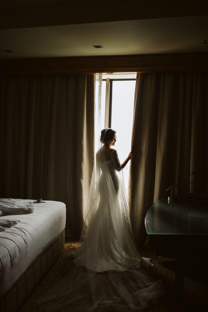 Ayana Midplaza - Timothy & Vanessa by Maestro Wedding Organizer - 033