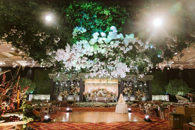 Arman & Alya Traditional Wedding Day by Stupa Caspea Event Decoration - 017