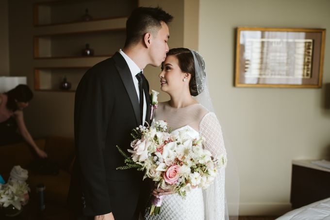 Ayana Midplaza - Timothy & Vanessa by Maestro Wedding Organizer - 036