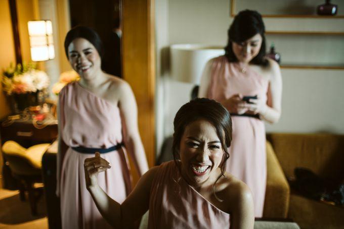 Ayana Midplaza - Timothy & Vanessa by Maestro Wedding Organizer - 037