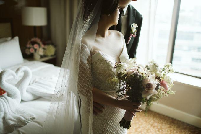 Ayana Midplaza - Timothy & Vanessa by Maestro Wedding Organizer - 038