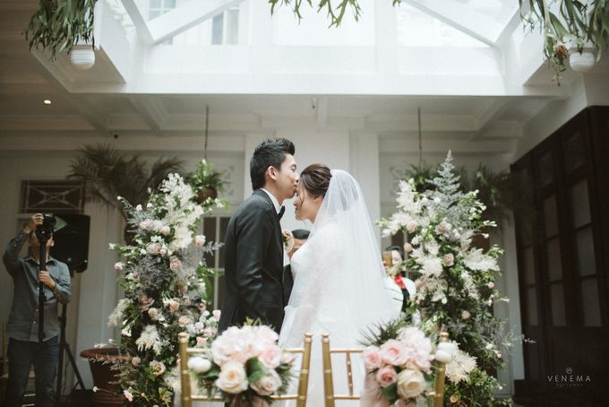 Anthony & Folla Wedding Day by Venema Pictures - 034