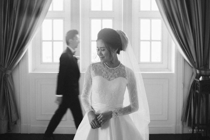 Anthony & Folla Wedding Day by Pamella Bong - 006
