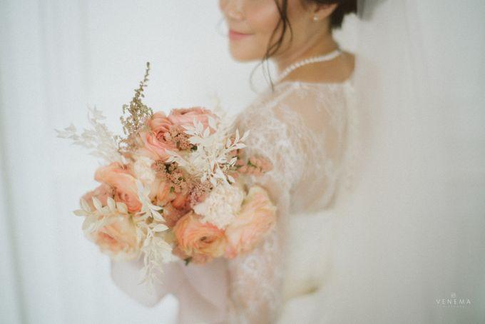 Anthony & Folla Wedding Day by Pamella Bong - 002