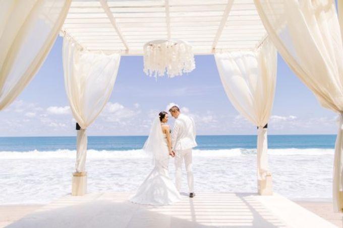 Wedding Venue by The Seminyak Beach Resort & Spa - 001