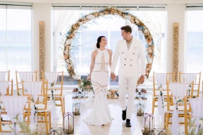 Wedding Venue by The Seminyak Beach Resort & Spa - 002