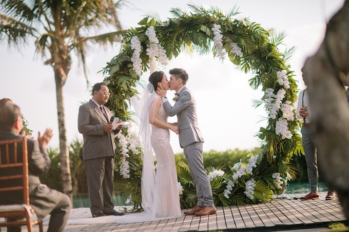 Luiz & Chu Chian by Bali Wedding Paradise - 021