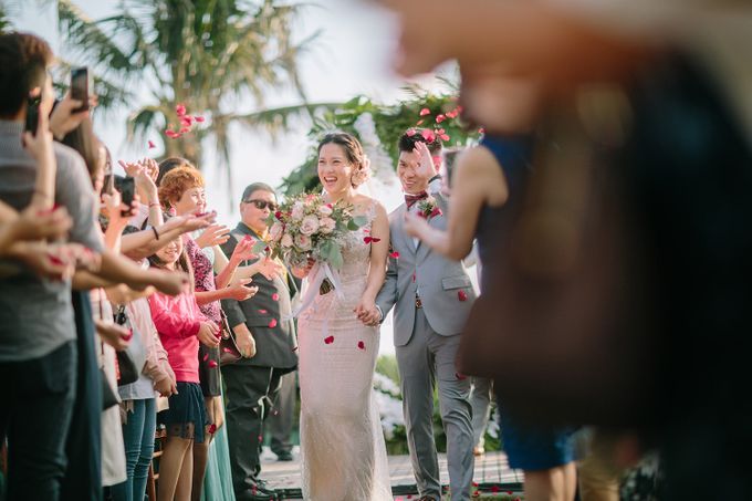 Luiz & Chu Chian by Bali Wedding Paradise - 022