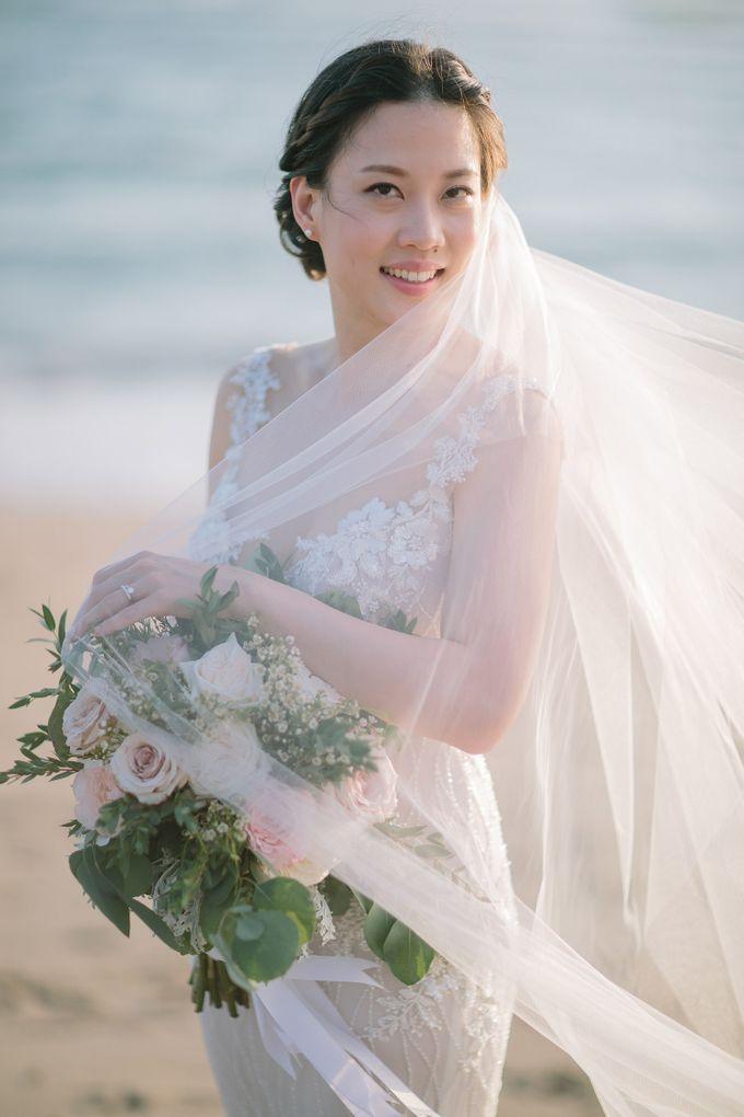 Luiz & Chu Chian by Bali Wedding Paradise - 029