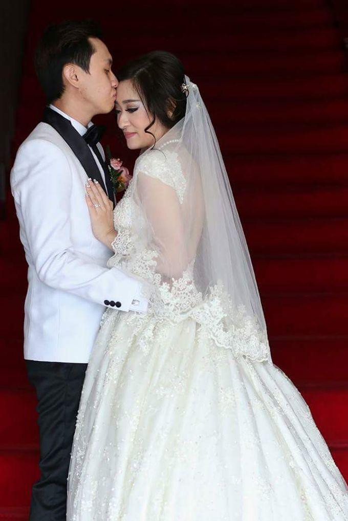 Wedding Day Of Gianzo & Stephanie by Edelweis Organizer - 007