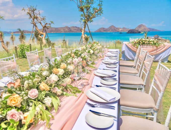 Wedding at AYANA Komodo Resort by AYANA Komodo Resort - 002