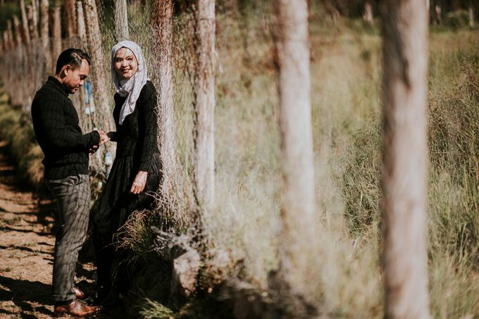 prewedding wibi dan aisyah by akar photography - 006