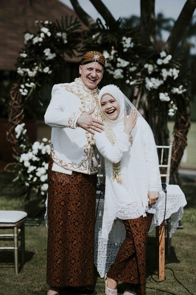 Intan & Rado's Wedding by akar photography - 005