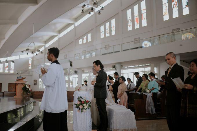 Okka & Linda's Wedding by akar photography - 002