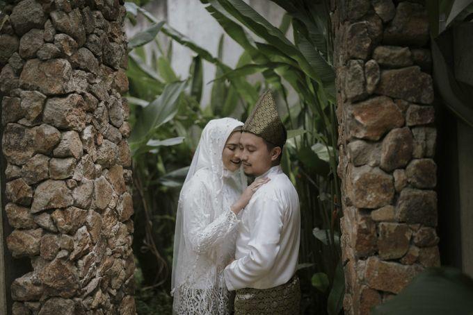 wedding azrila & ryan by akar photography - 007