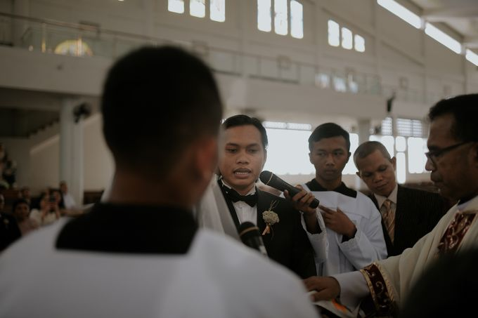 Okka & Linda's Wedding by akar photography - 007