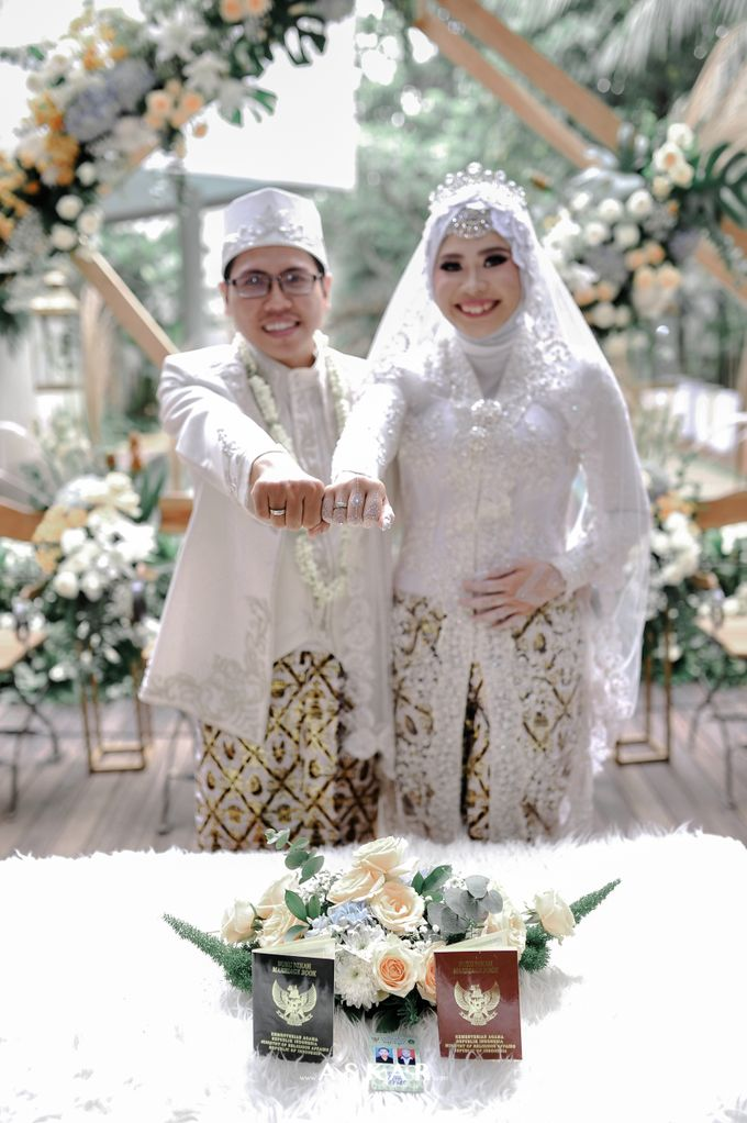 Wedding Package - Rani & Imam by Azila Villa - 012