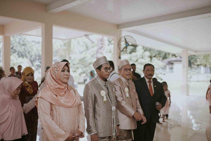 Farah & Andika's Wedding by akar photography - 023