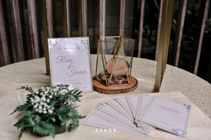 Wedding Package - Rani & Imam by Azila Villa - 008