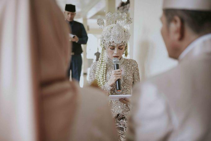 Farah & Andika's Wedding by akar photography - 025