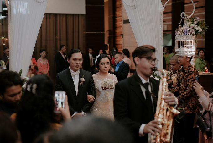Okka & Linda's Wedding by akar photography - 014