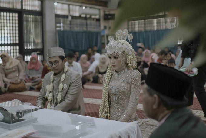 Farah & Andika's Wedding by akar photography - 029