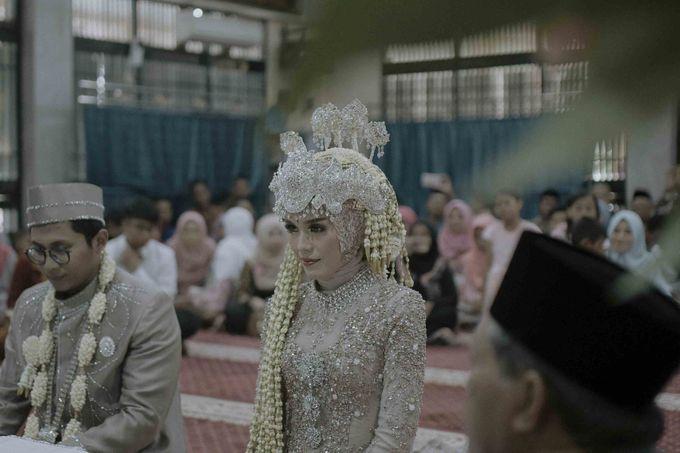 Farah & Andika's Wedding by akar photography - 030