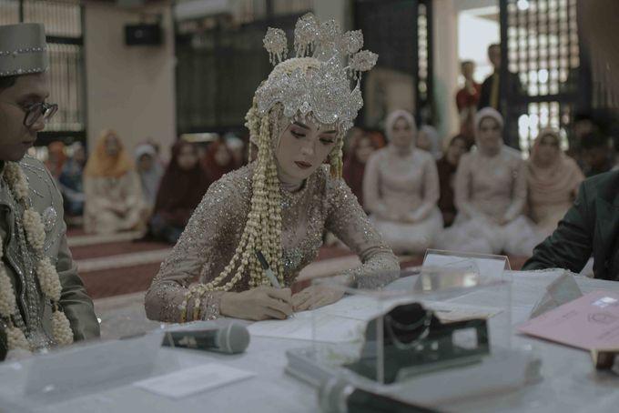 Farah & Andika's Wedding by akar photography - 031