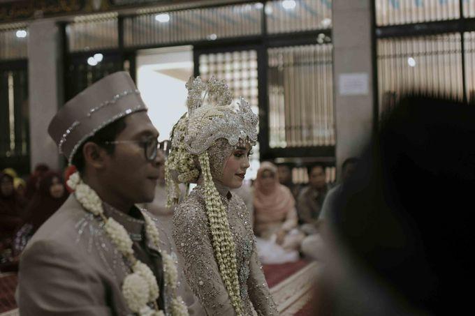 Farah & Andika's Wedding by akar photography - 001