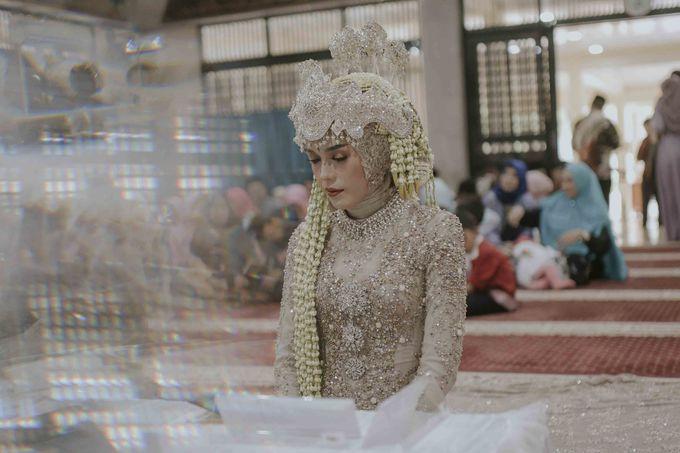 Farah & Andika's Wedding by akar photography - 002