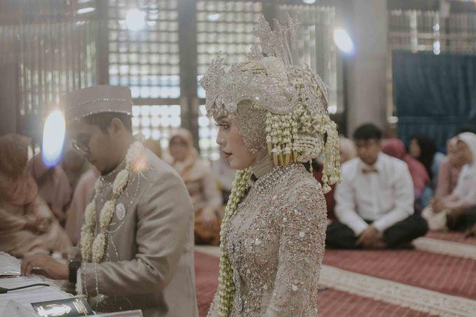 Farah & Andika's Wedding by akar photography - 003