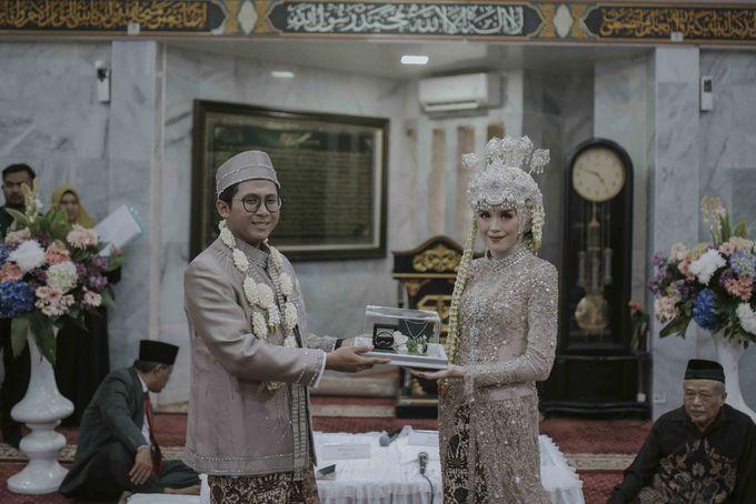 Farah & Andika's Wedding by akar photography - 004